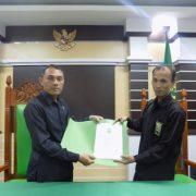 Penandatanganan Kontrak Kinerja